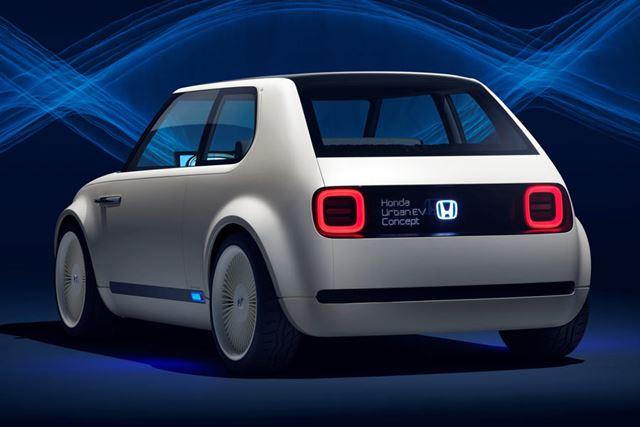ホンダ「Honda Urban EV Concept」