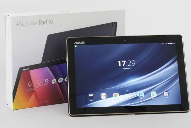 約2万円の格安タブレット「ZenPad 10」は実際に使えるのか?