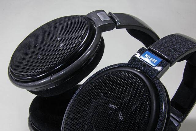 HD600とHD650を比較試聴