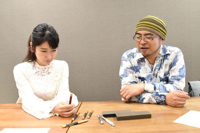 いつもクールなイメージのある菅さんが、「001」に大興奮! その理由とは……