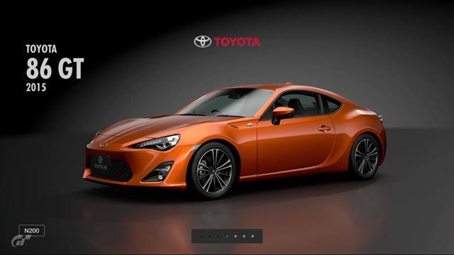 車種は少ないものの、モデリングは過去シリーズで最高レベルです