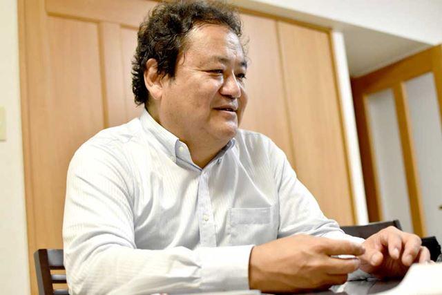 「日本語入力システムのPOBoxは、検索システムを作っているときに発想した」と増井氏は語る