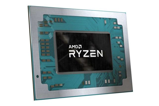 Ryzen Processor With Radeon Vega Graphics