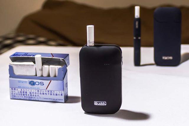 アイコスの入手や修理が難しい。そんな時も互換機があれば紙巻きタバコに戻らなくて済む!