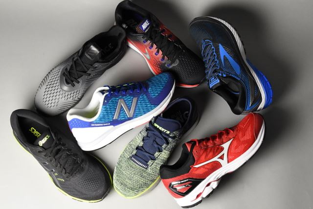 2017年に発売された、7つの主要ブランドからそれぞれ新作を選出