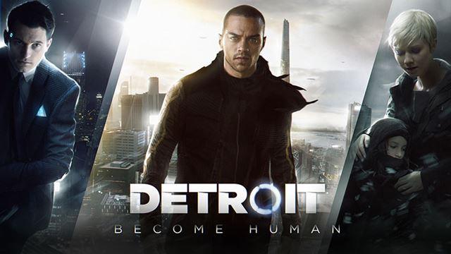 2018年上期発売予定の「Detroit Become Human」