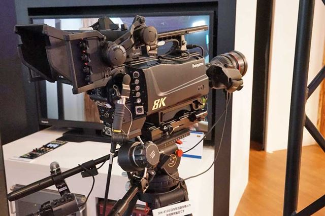 イケガミの8Kカメラ「SHL-810」