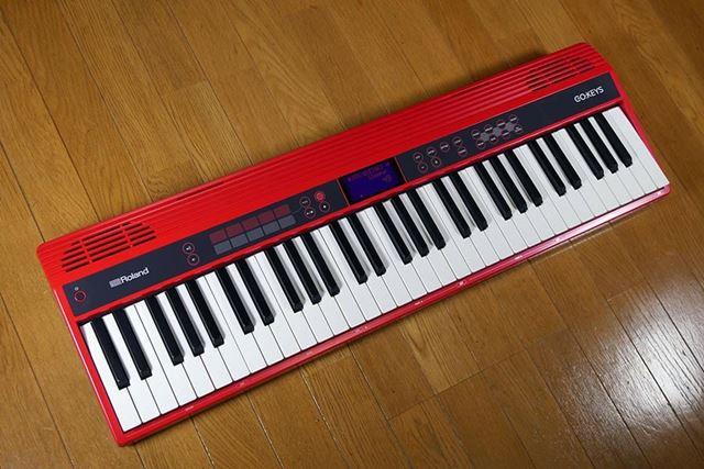 むしろ楽器経験者にバカ売れ、GO:KEYS