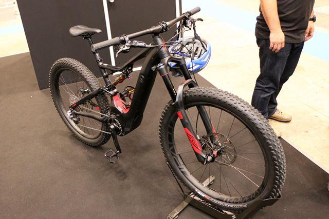 日本のe-Bikeとは比べ物にはならないほどの本格的な走破性を持つ「TURBO LEV」