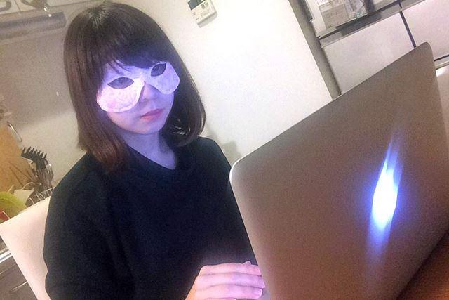 パソコン作業をしたり