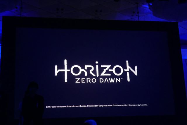 「Horizon Zero Dawn」