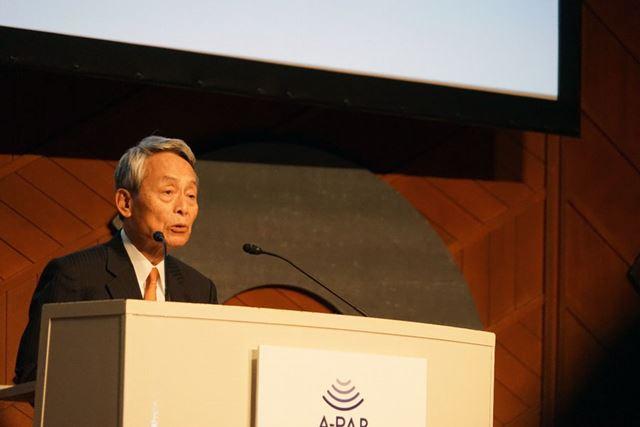 NHKの上田会長