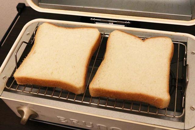 6枚切りの食パンを使用
