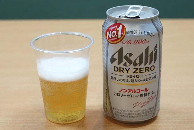 アルコール度数:0.00%/カロリー:0kcal(100ml当たり)/糖質:0g(100ml当たり)