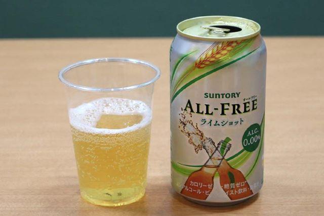 アルコール度数:0.00%/カロリー: 0kcal(100ml当たり)/糖質:0g(100ml当たり)