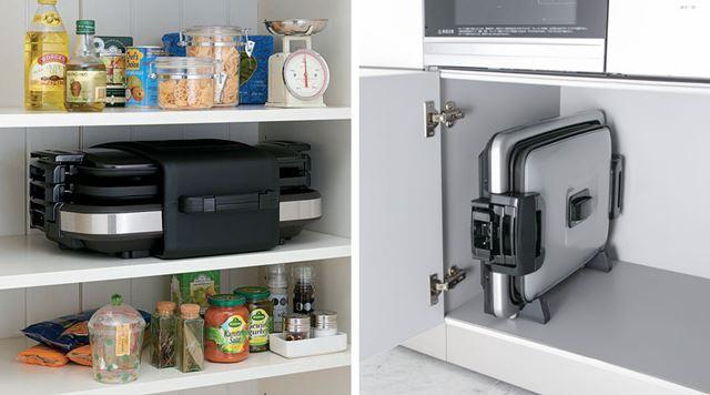 本格派の上位モデルの中には、専用の収納ケースが付属製品もあります
