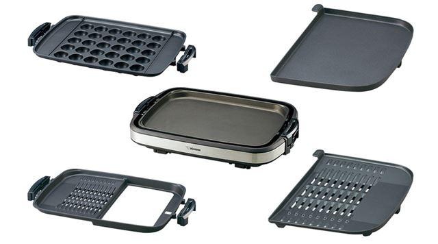 製品を選ぶ際は、付属プレートの種類や、プレートの表面加工についてもチェックしてみましょう