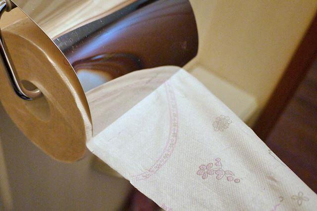 マイクロエンボス加工で耐水性もあり、また紙が柔らかく、ほぐれやすいです