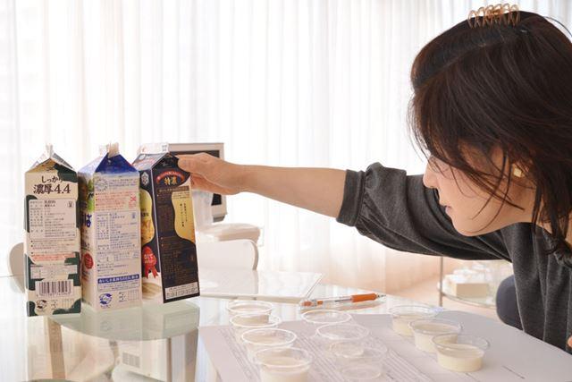 小山さんも、「選ぶ際に注目すべきは、パッケージの側面や裏に記載されている成分表です」と言及