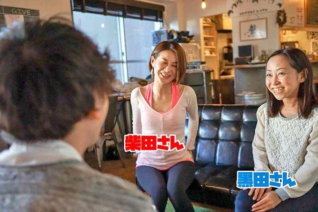 長い戦いを終えた柴田さんと黒田さん。その笑顔が、今回の対決の楽しさを教えてくれる