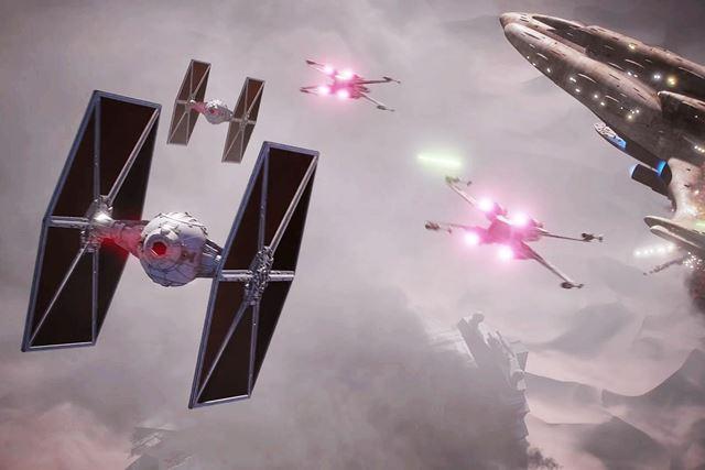 「Star Wars バトルフロント II」の「シングルプレイヤーキャンペーン」にフォーカスしてレビュー!