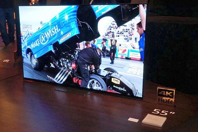ソニーの4K有機ELテレビ「A8F」はデザイン変更のマイナーチェンジ中心