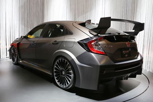 MUGEN RC20GT CIVIC TYPE R Concept
