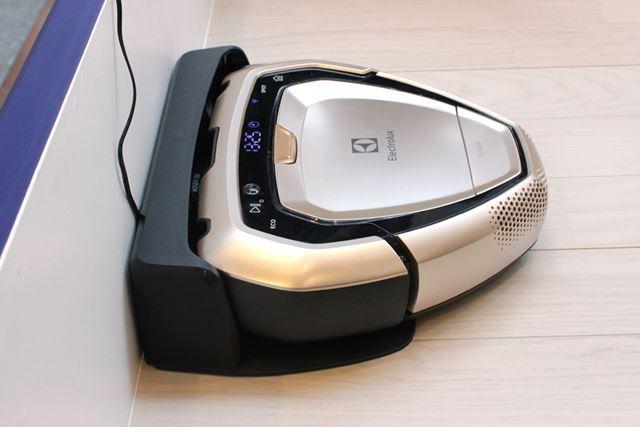 ビットストップ機能で、急速充電が可能。2時間で90%まで回復します