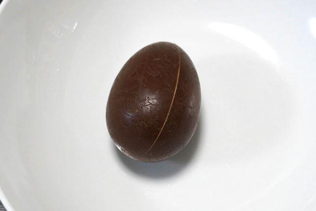 「チョコエッグ」!