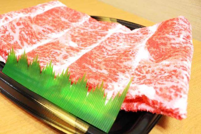 タオルと言わず、お肉ですと言って渡すのもありと思われる完成度