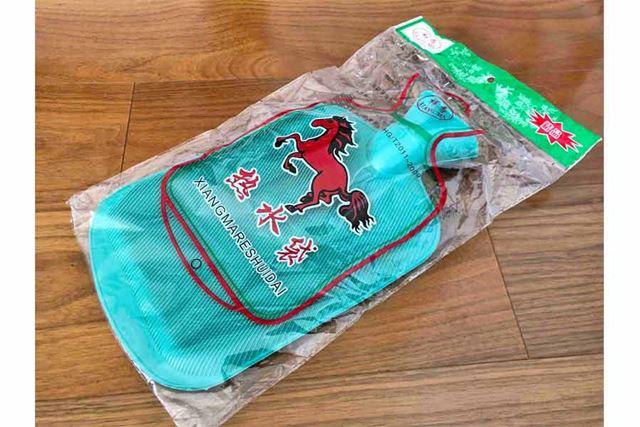 筆者が購入したものは中国から直接送られてきました