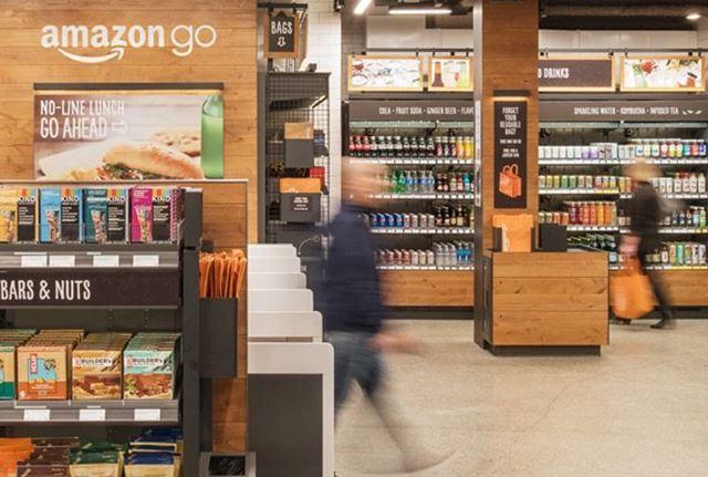 シアトルにオープンする自動化コンビニ「Amazon Go」