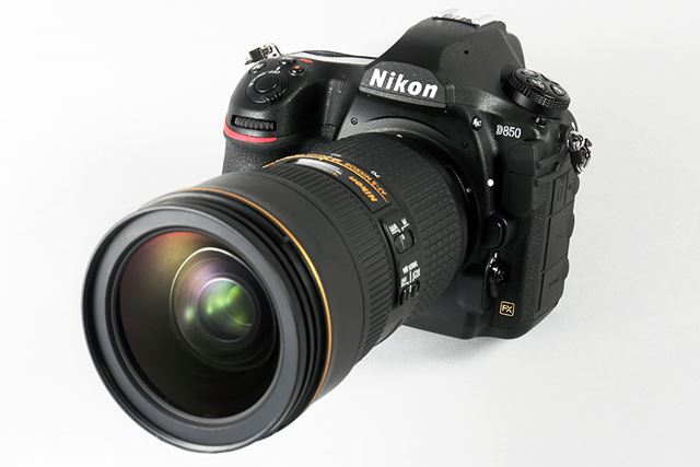 写真愛好家から高い人気を誇るニコンD850