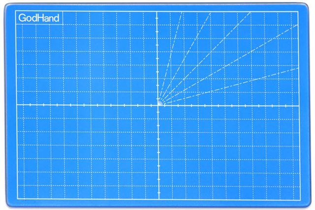 耐熱強化ガラス製のカッターマット「ガラスカッターマット」