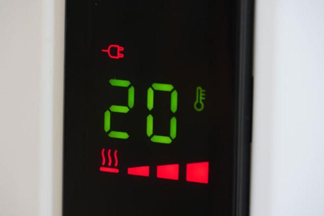 オイルヒーターの設定温度は、エアコンなどよりも低めに設定するのがポイント