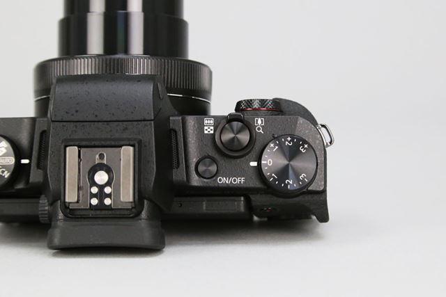 キヤノン「PowerShot G1 X Mark III」