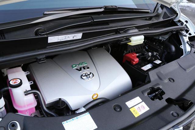 トヨタ 新型「アルファード」「ヴェルファイア」の3.5L V6エンジンは、「2GR-FKS」型エンジンへと刷新された