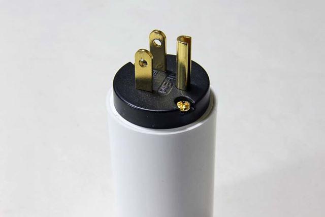 電源プラグは3Pタイプ
