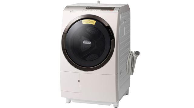 日立「ヒートリサイクル 風アイロン ビッグドラム BD-SX110CL」