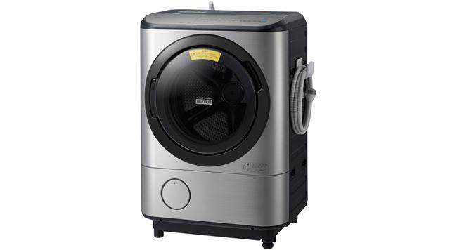 日立「ヒートリサイクル 風アイロン ビッグドラム BD-NX120CL」