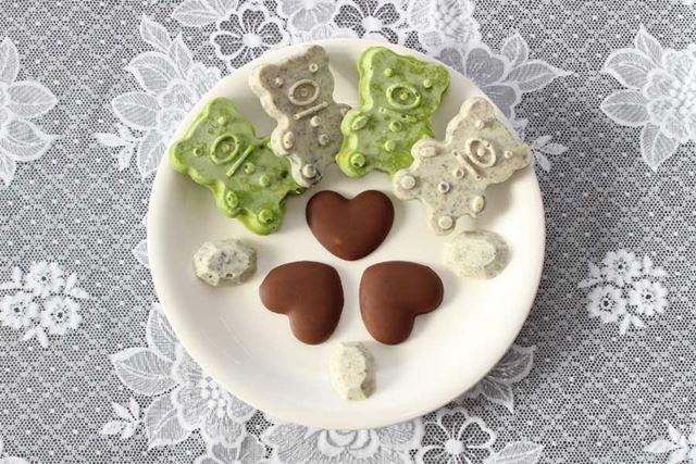 いろいろな味を取り混ぜれば、チョコづくしでも飽きがこないはず!