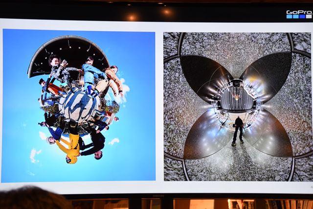 3DCGクリエイターの普光江新氏が「Fusion」で撮影した写真