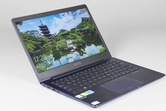 外付けGPU搭載の「ZenBook 13 UX331UN」をレビュー