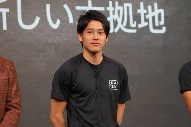 テレビCMで「ドイツでもDAZNだった!」を連発した今季よりJ1鹿島アントラーズに復帰する内田篤人選手
