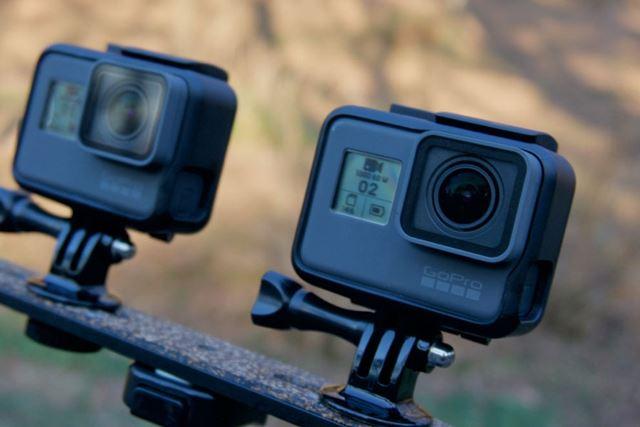 アクションカメラ「HERO6」の進化点を前モデル「HERO5」と比較して確かめてみました