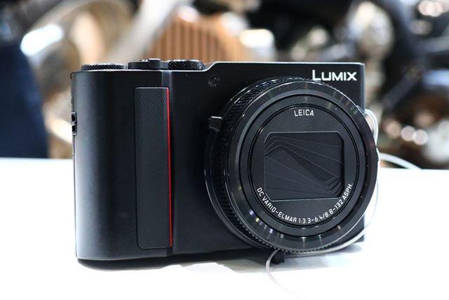 パナソニックの新型1インチコンデジ「LUMIX DC-TX2」は光学ズームレンズが15倍に拡張した
