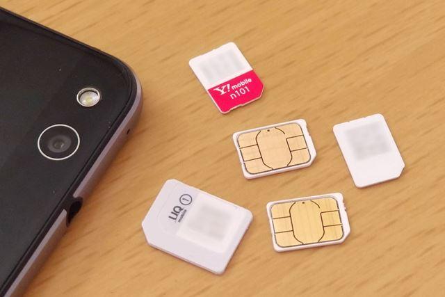 格安SIMの基礎知識を2回に渡り解説する