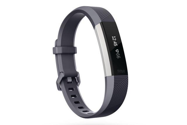 同社独自の「PurePulse心拍計」を内蔵する「Fitbit Alta HR」