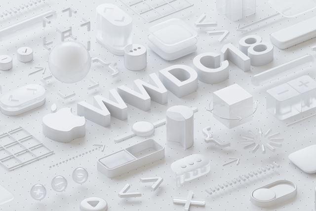 WWDC2018の公式サイトがオープン