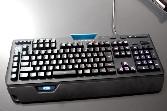 ロジクールのゲーミングキーボード「G910r」を解説!